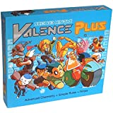 Valence Plus - Use Real Chemistry to Break Down Your Opponents' Molecules and Be a Science Ninja!