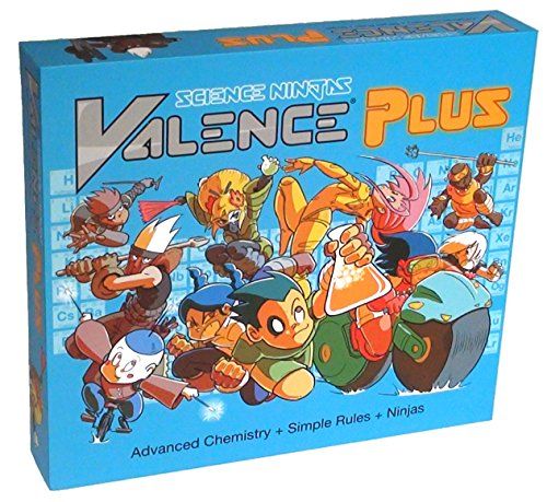 Valence Plus - Use Real Chemistry to Break