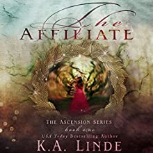 The Affiliate Audiobook by K.A. Linde Narrated by Erin Mallon