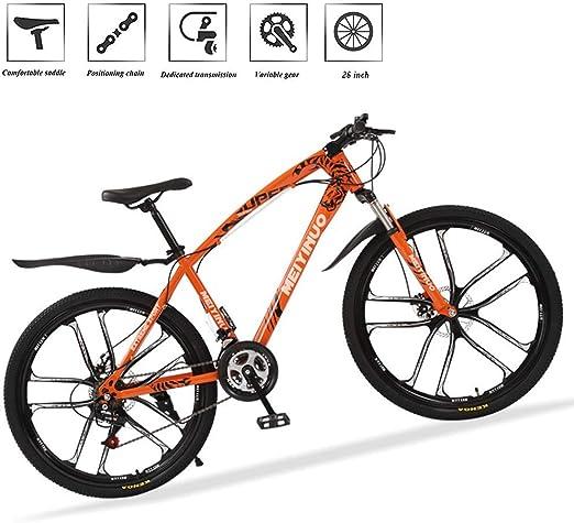 KaiKai Bicicleta híbrida señoras de 26