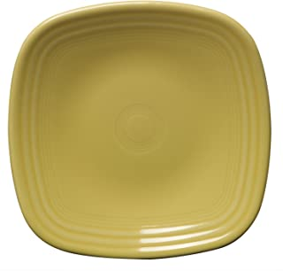 product image for Fiesta 7-3/8-Inch Square Salad Plate, Sunflower