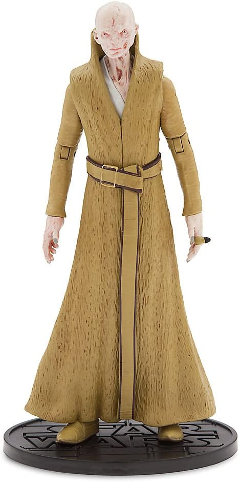 Star Wars Supreme Leader Snoke Elite Series Die Cast Action Figure The Last Jedi