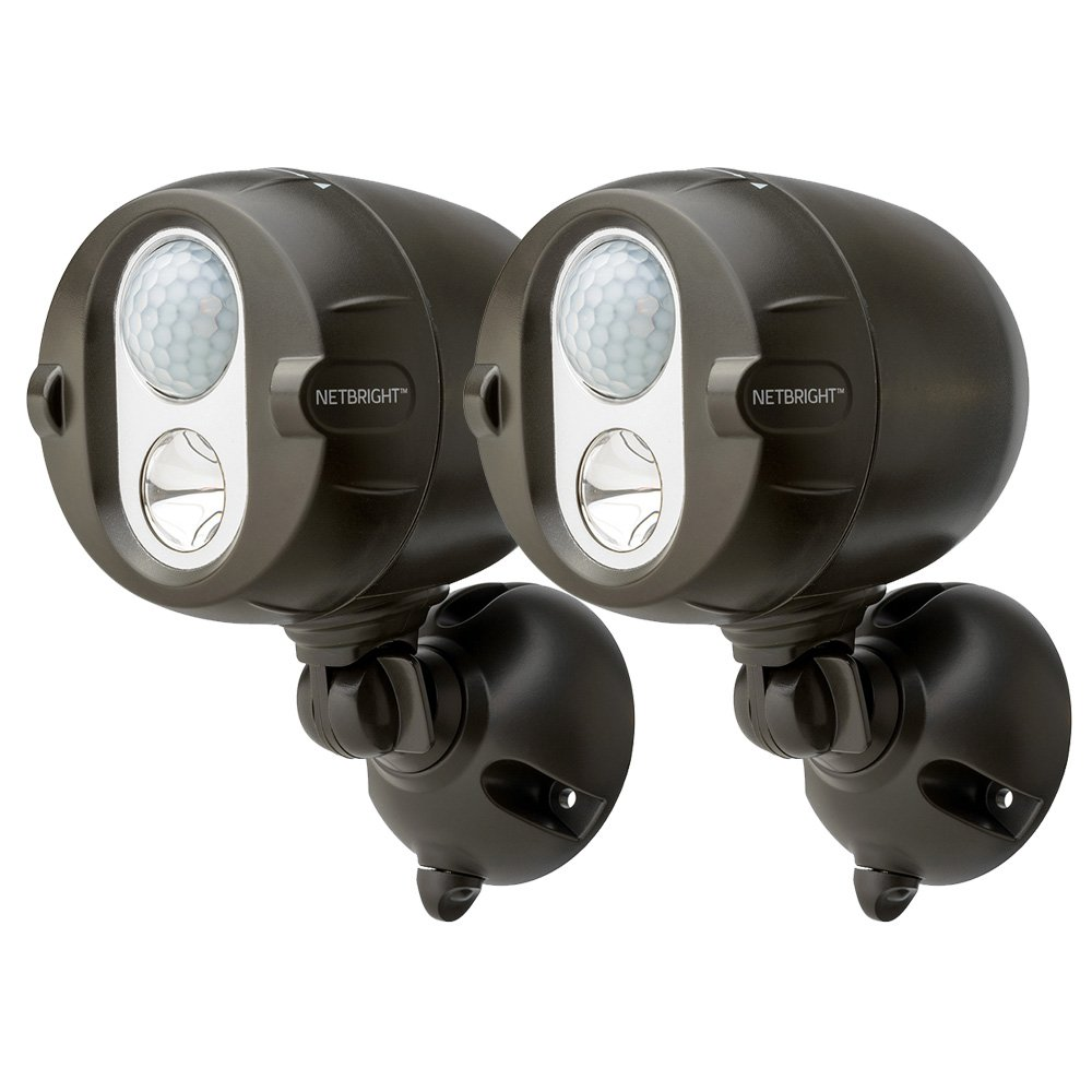 Mr beams mbn352 networked led wireless motion sensing spotlight mr beams mbn352 networked led wireless motion sensing spotlight system with netbright technology 200 lumens brown 2 pack amazon workwithnaturefo