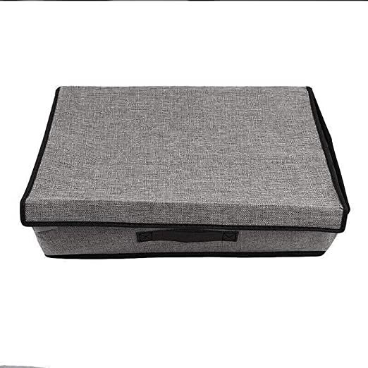 DirkFigge Caja de Almacenamiento, Multifuncional, Plegable, para ...