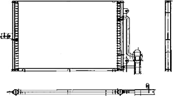Behr Hella Service 351040111 RADIATIOR FAN 5 SERIES 99-03