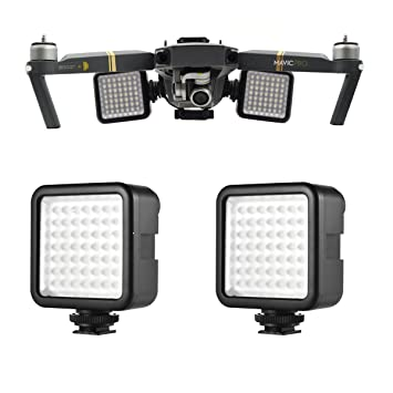 Support Fixe Multifonctionnel pour DJI MAVIC Pro Camera /& Accessoire LED