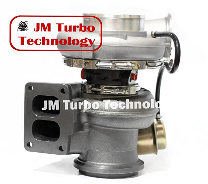 Detroit Series 60 12 7L Turbocharger With Wastegate Actuator Brand New Turbo