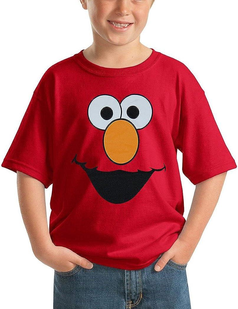 Sesame Street Zoe Face Youth Kids T-Shirt