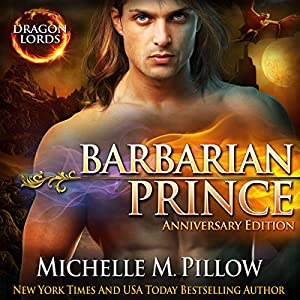Barbarian Prince Audiobook