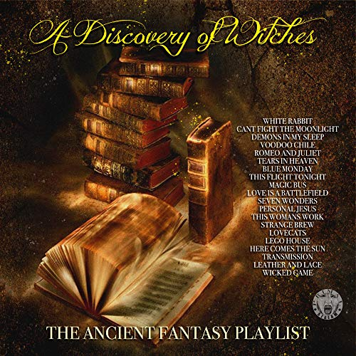 A Discovery of Witches by Rob Lane on Amazon Music - Amazon com