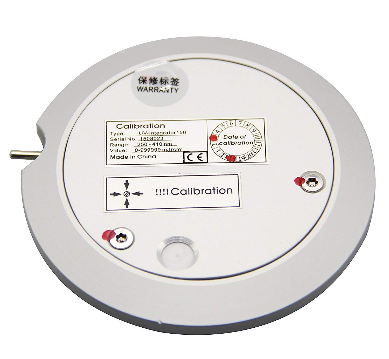 Lovevv UV integrador 150/UV radi/ómetro Dosimeter