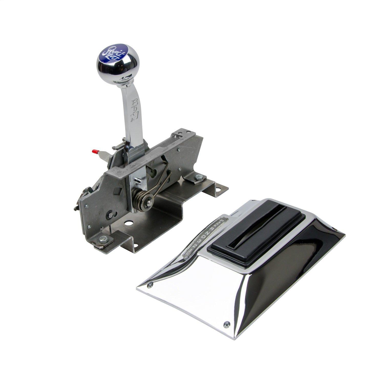 B&M 81025 QuickSilver Console Shifter for Chevrolet Camaro