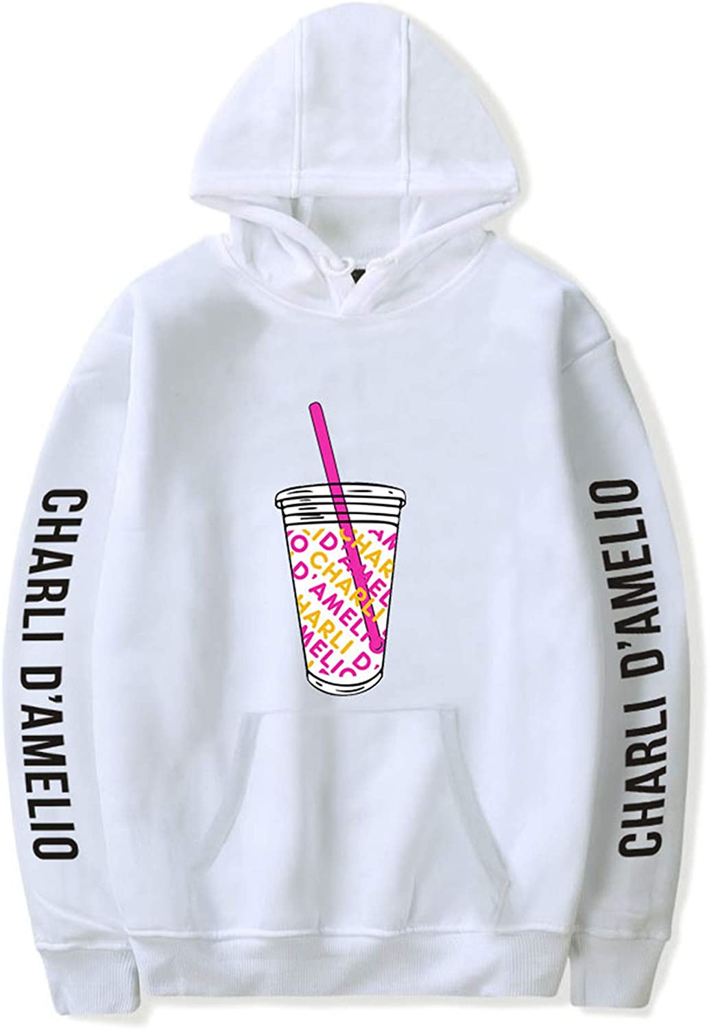 Amazon.com: FGYUI Iced Coffee Hoodie Pullover Sweatshirt Sweater for  Youth/Mens/Womens: Clothing