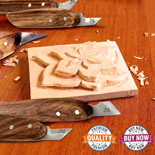 Making A Carving Knife: Wood Chip Carving Knife For Woodworking, Cabinet Making