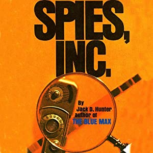 Spies, Inc. Audiobook