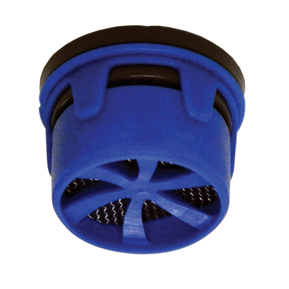 Danco 10496 1.0 Gpm Dual Thread Extra-Water-Saving Aerator Insert Green