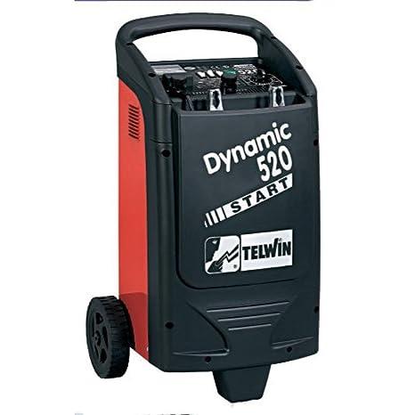 Cargador arrancador de batería para coche 12/24 V 400A ...