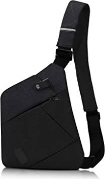 Durable Anti Theft Sling Bag  Design Shoulder Chest Bag Multipurpose Cross Body Backpack Lightweight Casual Daypack Perfect Gift