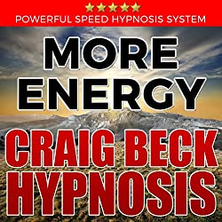 More Energy: Craig Beck Hypnosis