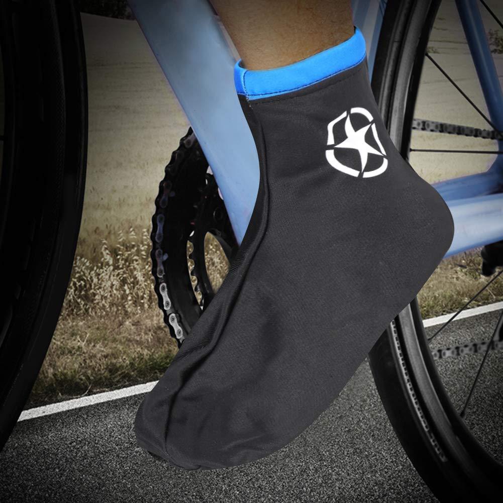 Wasserdichte Radfahren MTB Bike Überschuhe Winddicht Überschuh Thermal Fleece