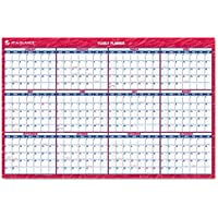 AAGPM2628 - At-a-Glance Recycled Vertical/Horizontal Erasable Wall Planner
