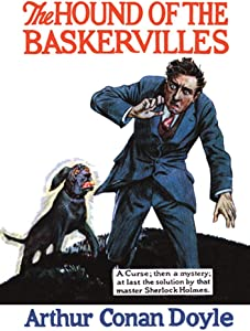 ArtParisienne Sherlock Holmes The Hound of The Baskervilles No. 1 24x36-inch Wall Decal