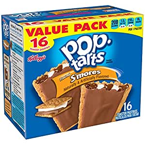 Pop-Tarts Frosted S'mores, 16 Count