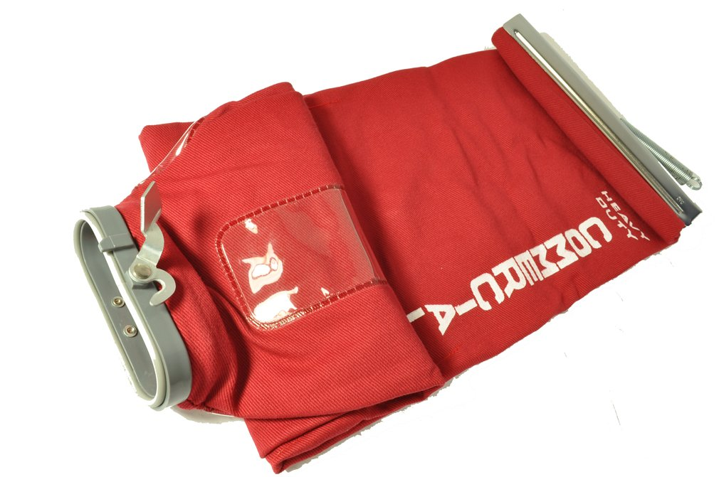 Generic Replacement Cloth Shake Out Bag designed for Sanitaire Eureka Vacuum Cleaners