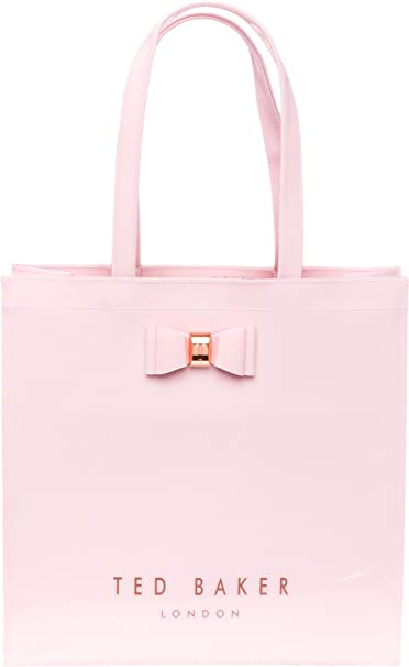 a743cac196b Ted Baker London Women's Bethcon Large Shopper Tote Bag (Dusty Pink ...