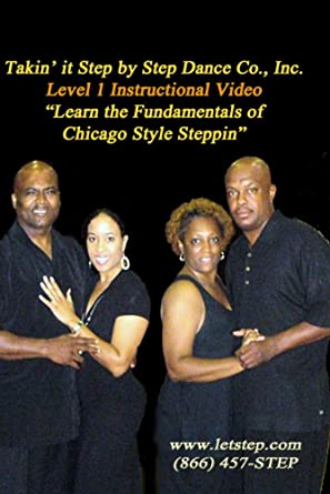 Amazon Learn The Fundamentals Of Chicago Style Steppin Movies