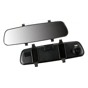 Tacografo de espejo retrovisor - SODIAL(R)G-sensor de grabadora de video