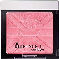 Rimmel London Lasting Finish Soft Colour Powder Blush, Smudge-resistant Formula for Long-lasting Shimmering Touch, 020 Pink Rose (Pink), 4 g