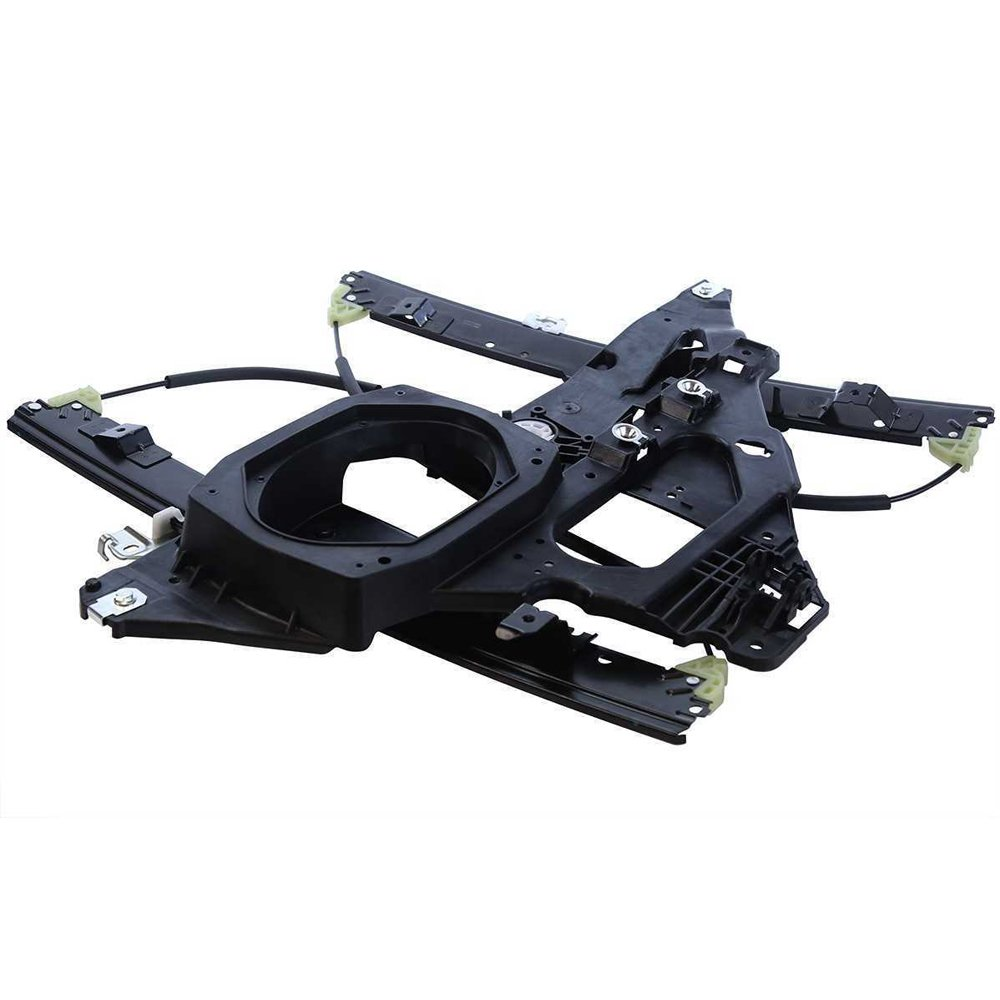 SUNROAD Power Window Lift Regulator Without Motor Assembly Front Left Driver Side Replacement for 2003 2004 2005 2006 Ford Expedition /& 2003-2006 Lincoln Navigator