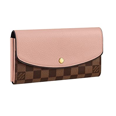 96ef0e3503c4 Amazon.com  Louis Vuitton Damier Portafoglio Normandy Wallet Magnolia  Article  N61262 Made in France  Shoes