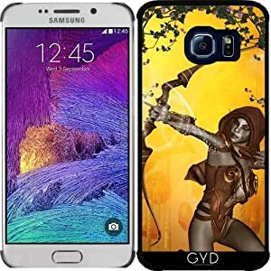 Funda para Samsung Galaxy S6 EDGE (SM-G925) - El Principio by nicky2342