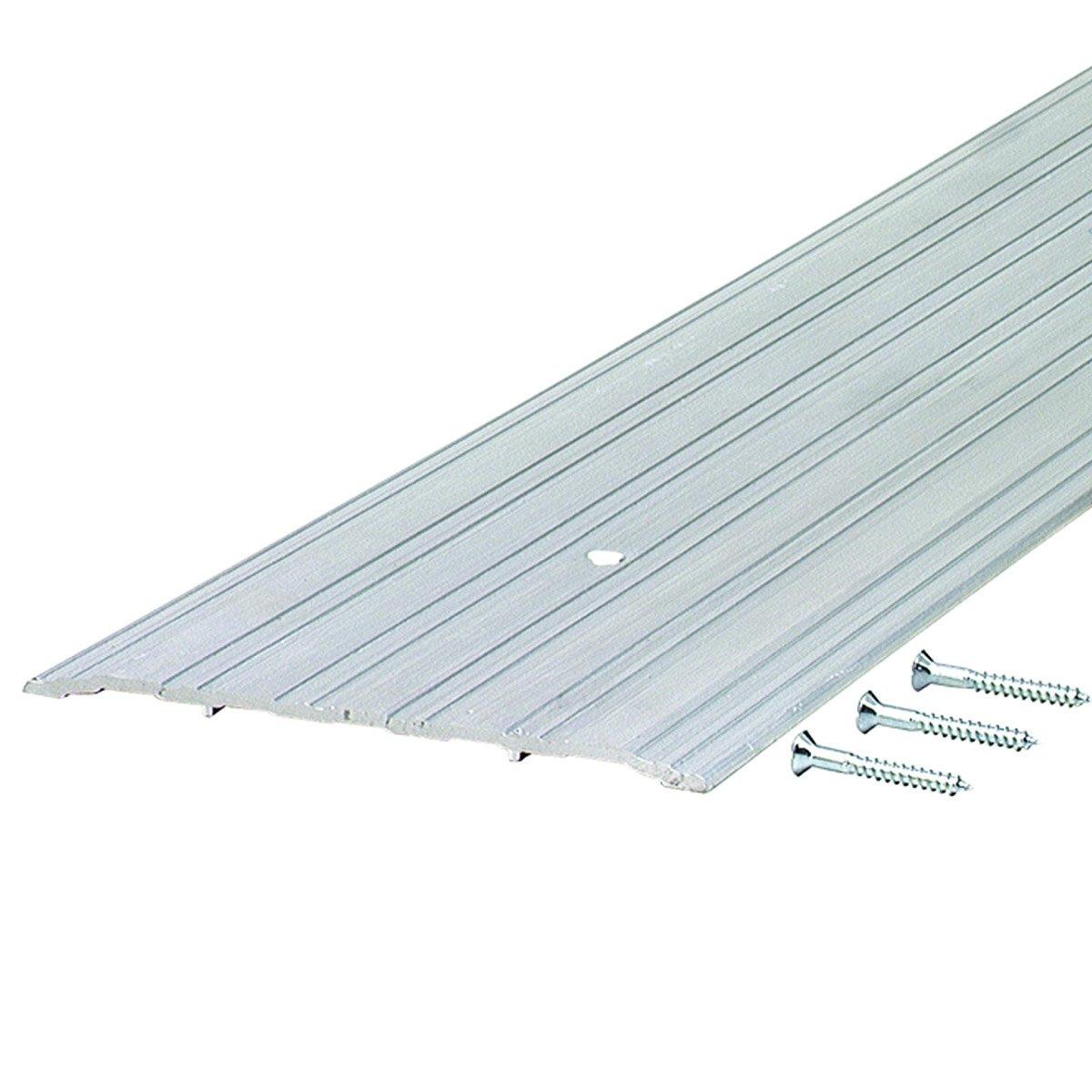 #99085 Adjustable 4-9//16 Wide Aluminum and Hardwood Inswing Door Threshold