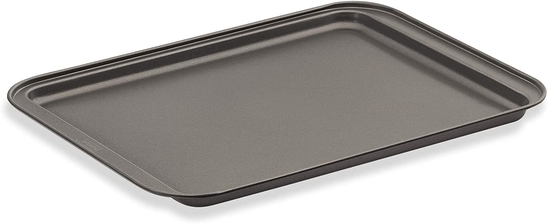 husMait 10x14 inch Non-Stick Baking Sheet - Superior Long-Lasting Cookie Pan