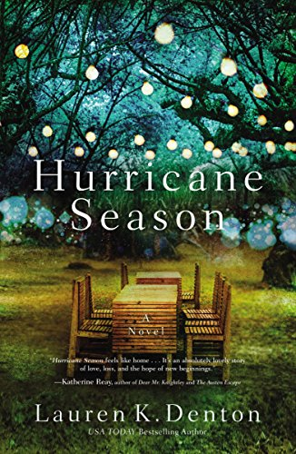 Hurricane Season: A Southern Novel of Two Sisters and the Storms They Must Weather cover
