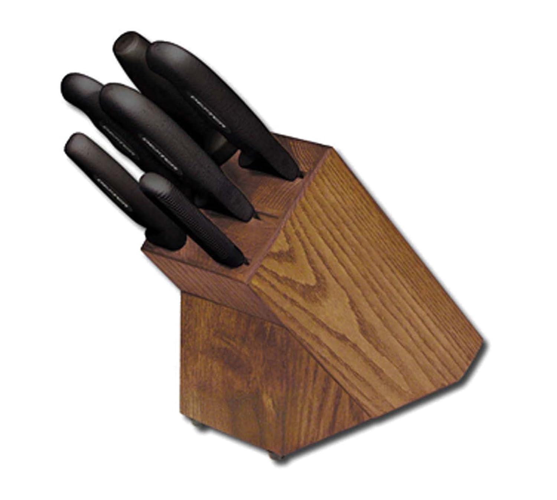 Dexter Russell HSGB-3 Sofgrip Knife Block Set 7 Piece 21009
