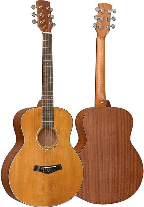 Guitarra para Niños Guitarra De Viaje Guitarra De 36 Pulgadas ...