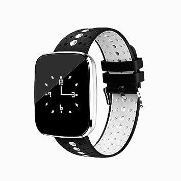 Torus Pro Monitor de ritmo cardíaco y actividad Fitness Tracker reloj con Monitor de Oxígeno en Sangre y la presión arterial Monitor,: Amazon.es: Deportes y ...