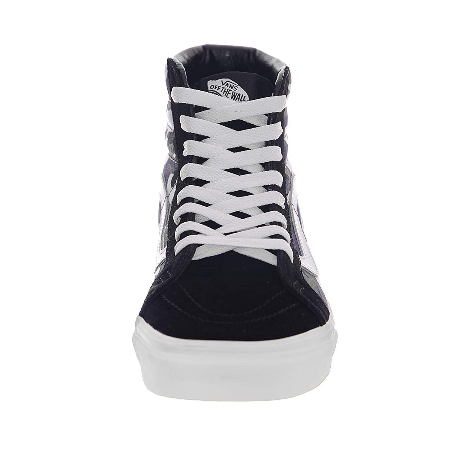 Vans - Trainers - UA SK8-Hi Reissue (Pop Camo) - Black Heliotrope True  White  Amazon.co.uk  Shoes   Bags 5a66aca8a