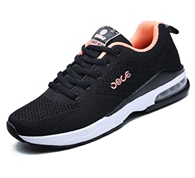 74d92f8073590 Amazon.com | Running Shoes Air Cushion Casual Sports Yoga Fitness ...
