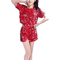 Yudesun Ropa Danza Mujer Vestidos - Cheerleading Uniformes