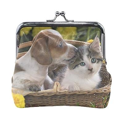 Amazon.com: Rh Studio - Monedero para cachorro, gatito ...