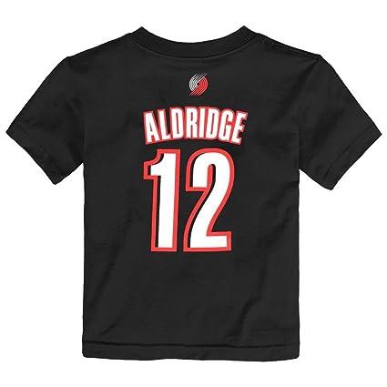 new concept ee6b1 23fe1 Amazon.com : Outerstuff Lamarcus Aldridge NBA Portland Trail ...