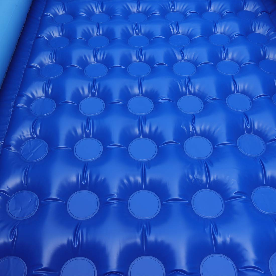 WEY/&FLY Swim Center Clearview Aquarium Inflatable Pool Blue, 1.2M for Ages 3+