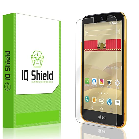LG AKA Screen Protector IQ Shield LiQuidSkin Full Coverage For HD