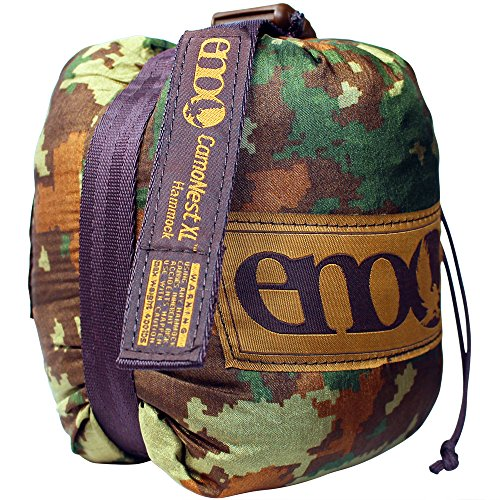 ENO Eagles Nest Outfitters - CamoNest XL Hammock, Forest Camo