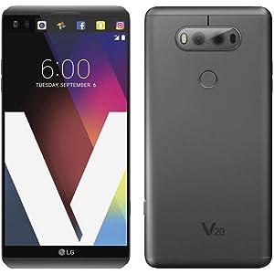 Amazon com: LG V20 64GB 5 7
